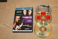 Nicolas Cage Triple Feature Dvd [Face/Off / Snake Eyes / Bringing Out the Dead]