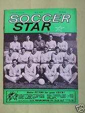 SOCCER STAR - UK FOOTBALL MAGAZINE - 29 MAY 1964 - BLACKPOOL
