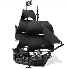 Piraten der Karibik Black Pearl, Custom Brick Set für Lego 4184