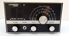 Electro Kits Model Sp-207 Shortwave & Ham Receiver 550 Kc - 12 Mc