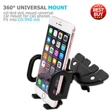 Universal Car CD Slot Holder Clip Stand Cradle Mount for GPS Mobile Cell Phone