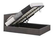 Fabric Contemporary Memory Foam Beds with Mattresses