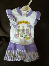 "BEAUTIFUL VINTAGE BABY OUTFIT - DRESS ""KIDS CREOLE"""