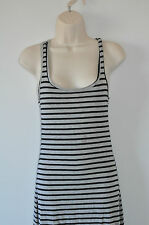 Women's Striped Stretch, Bodycon Full-Length Casual Dresses