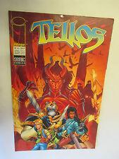 Tellos Numéro 4 de Janvier 2001 /Image Semic Comics