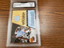 2011 NORTH CAROLINA MICHAEL JORDAN BASKETBALL CARD GRADED MINT 10+FREE JORDANS