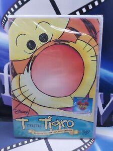 T Come Tigro-Winnie the Pooh - Speciale 10° Anniversario DVD Nuovo Sigillato