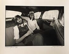 "JIM MARSHALL PHOTOGRAPH - LOGGINS & MESSINA - 16"" X 20"""