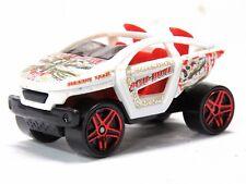 HOTWHEELS diecast car MOTO-CROSSED ©2001 57mm