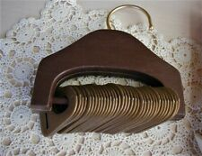 Chadwick-Miller, Inc Tie Hanger Organizer Holds 35 Ties Neatly No Wrinkles