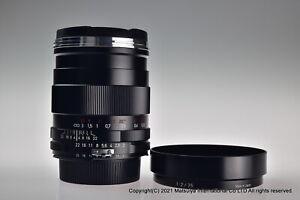 ** Near MINT ** Carl Zeiss Distagon T * 35mm f/2 ZF for Nikon