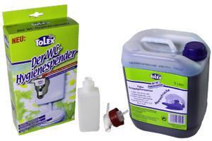 Tolex AP Spender + Reinigungskonzentrat 5 L