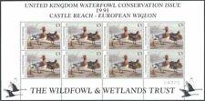 Great Britain 1991 Duck Mini Sheet