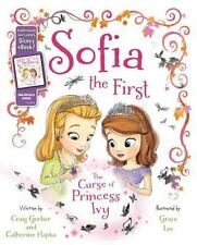 Sofia the First the Curse of Princess Ivy : Purchase Includes Disney EBook! by D