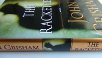 The Racketeer by John Grisham    Hardback  2012   FIRST EDITION