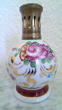 Lampe Berger NP Roses Serves Couleuvre Porzellan France Zustand 1+ Sammlerobjekt