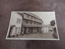 1950 postcard- The Old Nunnery - Dunster - Nr Minehead Somerset