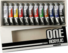 Colore Acrilico 20 Ml. One Acrylic da 12 Maimeri