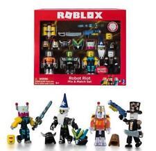 Roblox Robot Riot Mix & Match Set PVC Game Toy Includes 16 Pcs Box Kids Gift UK