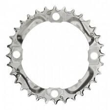 SHIMANO plateau DEORE 32 dents 104mm ARGENT 9v FC-M532 - NEUF