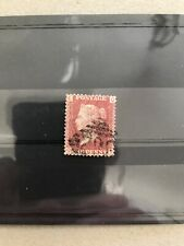 Sg43 penny red plate 111 QE