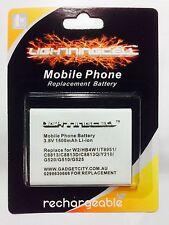HB4W1H Battery for Huawei ascend Y530 G525 U8686 U8685D Prism II 2 Vitria H882L
