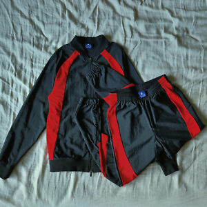 RARE Air Jordan 1 BRED (Banned) Flightsuit, NYC Pop-up special release, sz Small