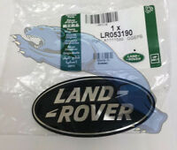 Land Rover Range Rover discovery Name Plate Front Grille - Metal LR053190