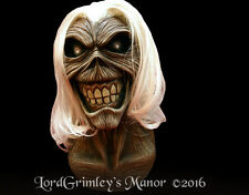 Officially Licensed Iron Maiden Eddie Killers Heavy Metal Halloween Mask