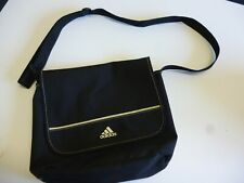 Adidas messenger bag Black
