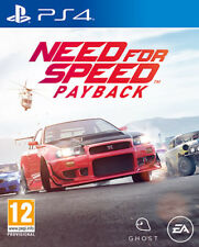 Need For Speed Payback (Guida / Racing) PS4 Playstation 4 IT IMPORT