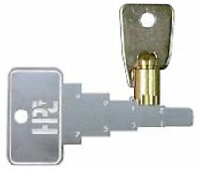 TUBULAR KEY DECODER for ACE Lock type Barrel Keys. Locksmith Tools