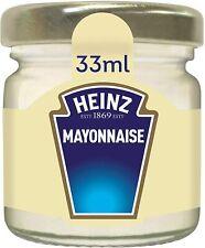 Heinz Mayonnaise Jar 80 x  34 ml Jars