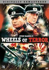 WHEELS OF TERROR (Oliver Reed, David Carradine) DVD - PAL Region 2 &  New