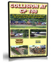 Wreck on the CSX Mohawk Sub: Collision at CP 188 - Broken Knuckle Train DVD