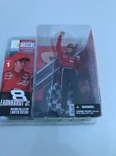 NIB 2003 McFarlane Dale EarnHardt Jr. Figure Mature Collector NASCAR Series 1