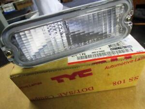 RH Right Passenger Side Turn Signal Light FITS 93-95 Mercury Villager NI2531107