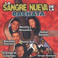 Various Artists-Sangre Nueva De La Bachata CD NEW