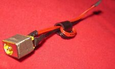 DC POWER JACK Gateway Acer Aspire One NAV50 w/ CABLE CONNECTOR 50.SAS02.002