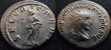 Excelente gordiano Iii Plata Antoninianus Romano Lote De Monedas De 5