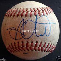 NICK ADENHART Signed Rawlings California League Baseball PSA/DNA COA Autograph