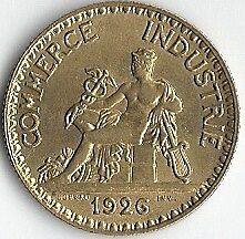 RARE 2 FRANCS CHAMBRE DE COMMERCE DE 1926 EN SUP