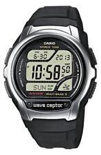 Casio Wave Ceptor radio reloj wv-58e -1 avef digital negro