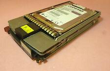 Compaq bd0186459a man3184mc 233806-002 B010 18.2 gb 10.000 rpm w/caddy Hdd