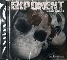 Exponent-Upside Down German prog psych cd w/organ and mellotron 1974