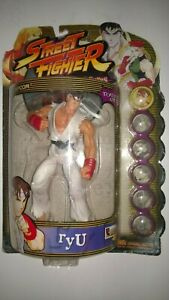 New Capcom Street Fighter IV Ryu Action Figure Boxed
