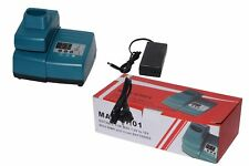 Charger for Makita DC18RA DC18SC DC1803 DC14SA 7.2V-18V Ni-CD/Ni-MH/ Li-ion