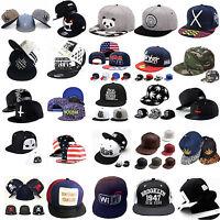 Unisex Men Women Snapback Adjustable Baseball Cap Hip Hop Hat Cool Bboy Fashion9