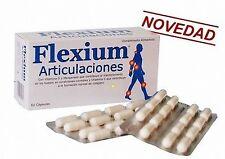 FLEXIUM ARTICULACIONES 60 CAPSULAS 169913    MONOVARSALUD