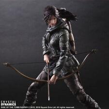 Square Enix Play Arts Kai Rise of the Tomb Raider: Lara Croft figure IN STOCK